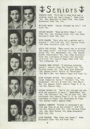 Page 12, 1944 Edition, New Hope High School - Indian Yearbook (New Hope, AL) online yearbook collection