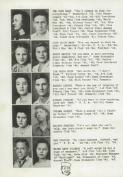 Page 14, 1944 Edition, New Hope High School - Indian Yearbook (New Hope, AL) online yearbook collection