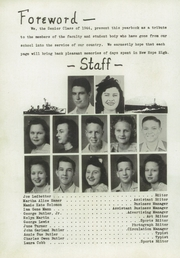 Page 6, 1944 Edition, New Hope High School - Indian Yearbook (New Hope, AL) online yearbook collection