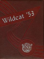 Central High School - Wildcat Yearbook (Florence, AL) online yearbook collection, 1953 Edition, Page 1