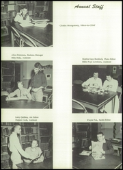 Central High School - Wildcat Yearbook (Florence, AL) online yearbook collection, 1955 Edition, Page 8