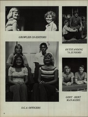 Page 16, 1976 Edition, Piedmont High School - Growler Yearbook (Piedmont, AL) online yearbook collection