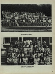 Page 9, 1976 Edition, Piedmont High School - Growler Yearbook (Piedmont, AL) online yearbook collection