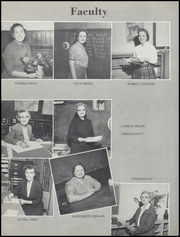 Page 14, 1959 Edition, Comer Memorial High School - Comer Yearbook (Sylacauga, AL) online yearbook collection