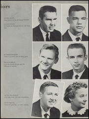 Page 19, 1960 Edition, Comer Memorial High School - Comer Yearbook (Sylacauga, AL) online yearbook collection