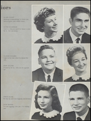 Page 21, 1960 Edition, Comer Memorial High School - Comer Yearbook (Sylacauga, AL) online yearbook collection
