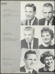 Page 29, 1960 Edition, Comer Memorial High School - Comer Yearbook (Sylacauga, AL) online yearbook collection