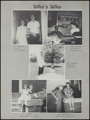 Page 31, 1960 Edition, Comer Memorial High School - Comer Yearbook (Sylacauga, AL) online yearbook collection