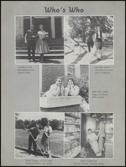 Page 35, 1960 Edition, Comer Memorial High School - Comer Yearbook (Sylacauga, AL) online yearbook collection
