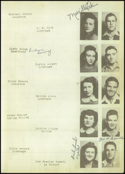 Page 11, 1947 Edition, Colbert County High School - Chief Yearbook (Leighton, AL) online yearbook collection