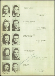 Page 12, 1947 Edition, Colbert County High School - Chief Yearbook (Leighton, AL) online yearbook collection