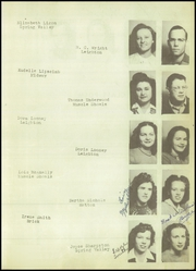 Page 13, 1947 Edition, Colbert County High School - Chief Yearbook (Leighton, AL) online yearbook collection