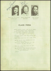 Page 14, 1947 Edition, Colbert County High School - Chief Yearbook (Leighton, AL) online yearbook collection