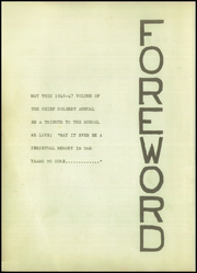 Page 4, 1947 Edition, Colbert County High School - Chief Yearbook (Leighton, AL) online yearbook collection