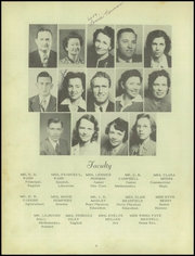 Page 10, 1948 Edition, Colbert County High School - Chief Yearbook (Leighton, AL) online yearbook collection