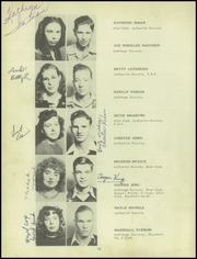 Page 14, 1948 Edition, Colbert County High School - Chief Yearbook (Leighton, AL) online yearbook collection