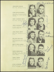 Page 15, 1948 Edition, Colbert County High School - Chief Yearbook (Leighton, AL) online yearbook collection