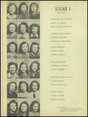 Colbert County High School - Chief Yearbook (Leighton, AL) online yearbook collection, 1949 Edition, Page 36