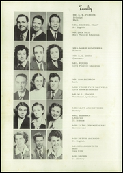 Page 10, 1950 Edition, Colbert County High School - Chief Yearbook (Leighton, AL) online yearbook collection