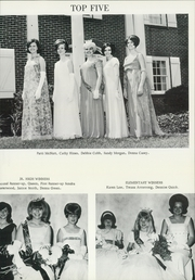 Page 101, 1958 Edition, Hanceville High School - Enhancer Yearbook (Hanceville, AL) online yearbook collection