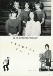 Page 91, 1958 Edition, Hanceville High School - Enhancer Yearbook (Hanceville, AL) online yearbook collection