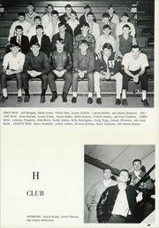 Page 93, 1958 Edition, Hanceville High School - Enhancer Yearbook (Hanceville, AL) online yearbook collection