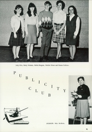Page 95, 1958 Edition, Hanceville High School - Enhancer Yearbook (Hanceville, AL) online yearbook collection
