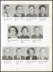 Page 13, 1958 Edition, Elba High School - Elbala Yearbook (Elba, AL) online yearbook collection