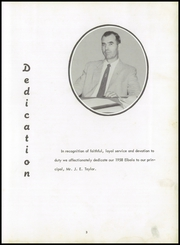 Page 9, 1958 Edition, Elba High School - Elbala Yearbook (Elba, AL) online yearbook collection