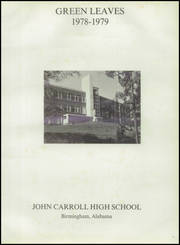 Page 5, 1979 Edition, John Carroll Catholic High School - Green Leaves Yearbook (Birmingham, AL) online yearbook collection