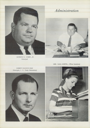Page 8, 1970 Edition, Dallas County High School - Hornet Yearbook (Plantersville, AL) online yearbook collection
