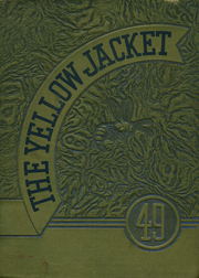 Page 1, 1949 Edition, Aliceville High School - Yellow Jacket Yearbook (Aliceville, AL) online yearbook collection