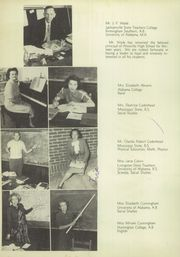Page 10, 1949 Edition, Aliceville High School - Yellow Jacket Yearbook (Aliceville, AL) online yearbook collection
