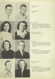 Page 18, 1949 Edition, Aliceville High School - Yellow Jacket Yearbook (Aliceville, AL) online yearbook collection