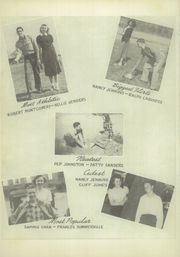Page 20, 1949 Edition, Aliceville High School - Yellow Jacket Yearbook (Aliceville, AL) online yearbook collection