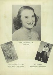 Page 22, 1949 Edition, Aliceville High School - Yellow Jacket Yearbook (Aliceville, AL) online yearbook collection
