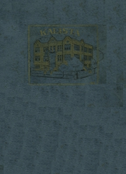 Page 1, 1923 Edition, Bessemer High School - Kallista Yearbook (Bessemer, AL) online yearbook collection