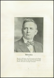 Page 10, 1923 Edition, Bessemer High School - Kallista Yearbook (Bessemer, AL) online yearbook collection