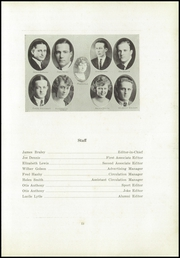 Page 17, 1923 Edition, Bessemer High School - Kallista Yearbook (Bessemer, AL) online yearbook collection