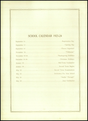 Page 16, 1924 Edition, Bessemer High School - Kallista Yearbook (Bessemer, AL) online yearbook collection