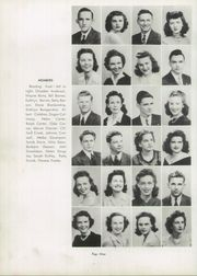 Page 12, 1942 Edition, Bessemer High School - Kallista Yearbook (Bessemer, AL) online yearbook collection
