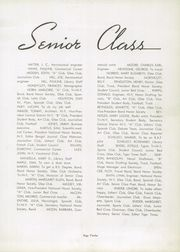 Page 15, 1942 Edition, Bessemer High School - Kallista Yearbook (Bessemer, AL) online yearbook collection