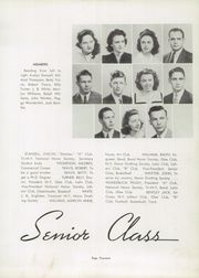 Page 17, 1942 Edition, Bessemer High School - Kallista Yearbook (Bessemer, AL) online yearbook collection