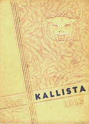 1943 Edition, Bessemer High School - Kallista Yearbook (Bessemer, AL)