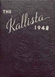 Page 1, 1948 Edition, Bessemer High School - Kallista Yearbook (Bessemer, AL) online yearbook collection
