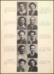 Page 10, 1948 Edition, Bessemer High School - Kallista Yearbook (Bessemer, AL) online yearbook collection