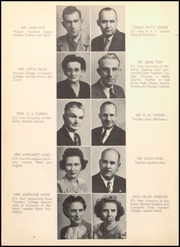 Page 12, 1948 Edition, Bessemer High School - Kallista Yearbook (Bessemer, AL) online yearbook collection
