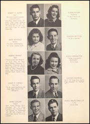 Page 16, 1948 Edition, Bessemer High School - Kallista Yearbook (Bessemer, AL) online yearbook collection
