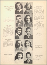 Page 17, 1948 Edition, Bessemer High School - Kallista Yearbook (Bessemer, AL) online yearbook collection