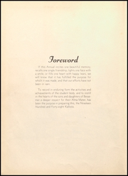 Page 6, 1948 Edition, Bessemer High School - Kallista Yearbook (Bessemer, AL) online yearbook collection